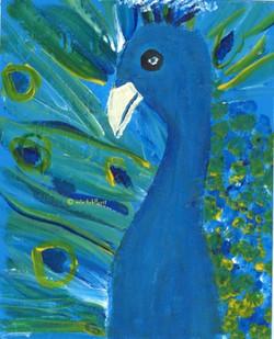 Peacock ... Benevolence