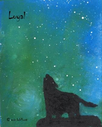 Wolf ... Loyal