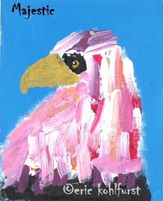 Eagle ... MAJESTIC