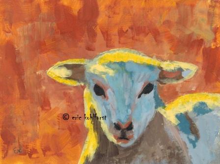Sheep ... Innocence