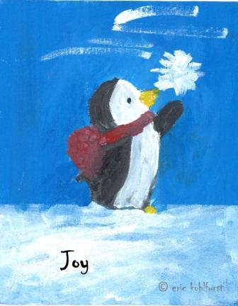 Penguin ... Joy