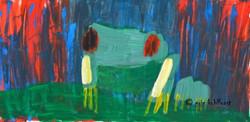 Frog ... Transition