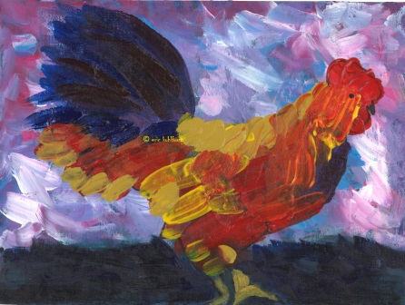 Rooster ... Uniqueness