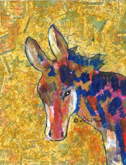 Donkey ... Humility