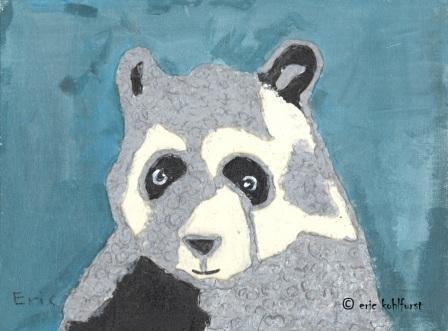 Panda Bear ... Harmony
