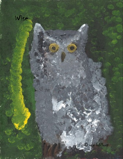 Owl ... Wise