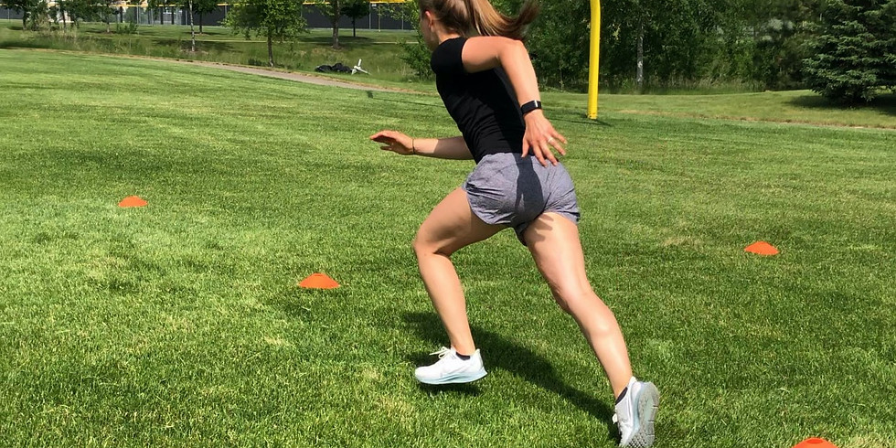 Free Speed & Agility (Ages 8-14)