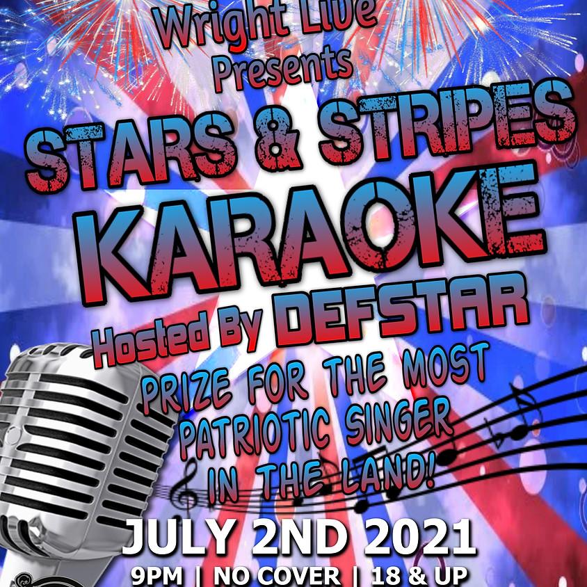 Stars & Stripes Karaoke