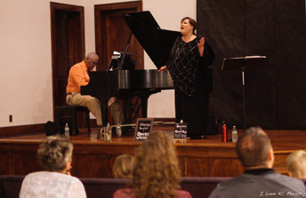 Havilah Bruders and Charles Williams: The Mark Music Show