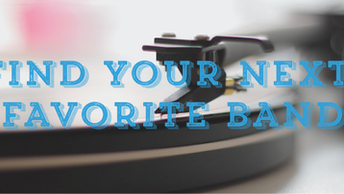 Find Your Next Favorite Band - The Record Machine