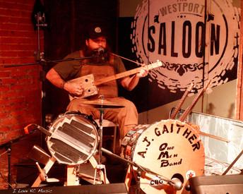 AJ Gaiter/Jesse Ray Carter/Urban Pioneers