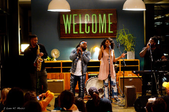 Sofar Sounds: Another Maxwell/NuBlvckCity