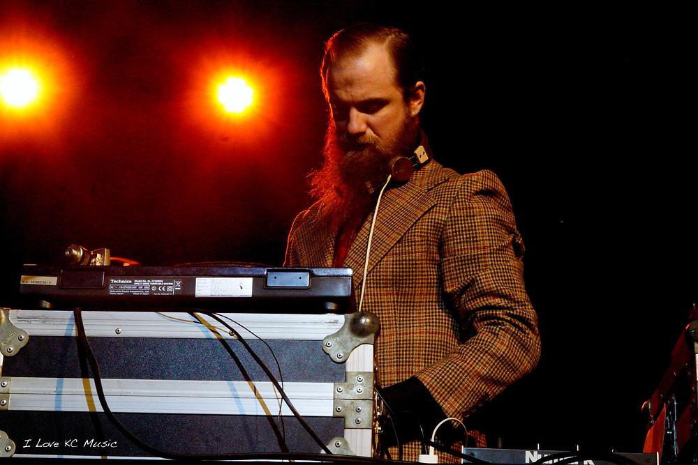 DJ Thundercutz - Photo by Kimmy DeVries