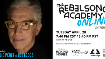 The Rebel Song Academy goes Online ft. Grammy Winning Artists