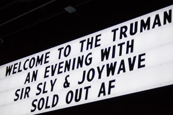 Slywave (AKA Joywave, Sir Sly, and Jaenki) Sold Out AF