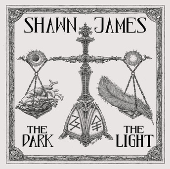 Album Review: Shawn James - The Dark & The Light