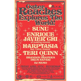 Outer Reaches Explores the World