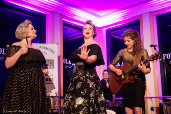 Thursday Official Showcases at Folk Alliance