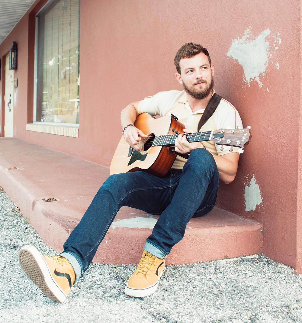 Seth Campbell - Photo by Stephanie Agudelo