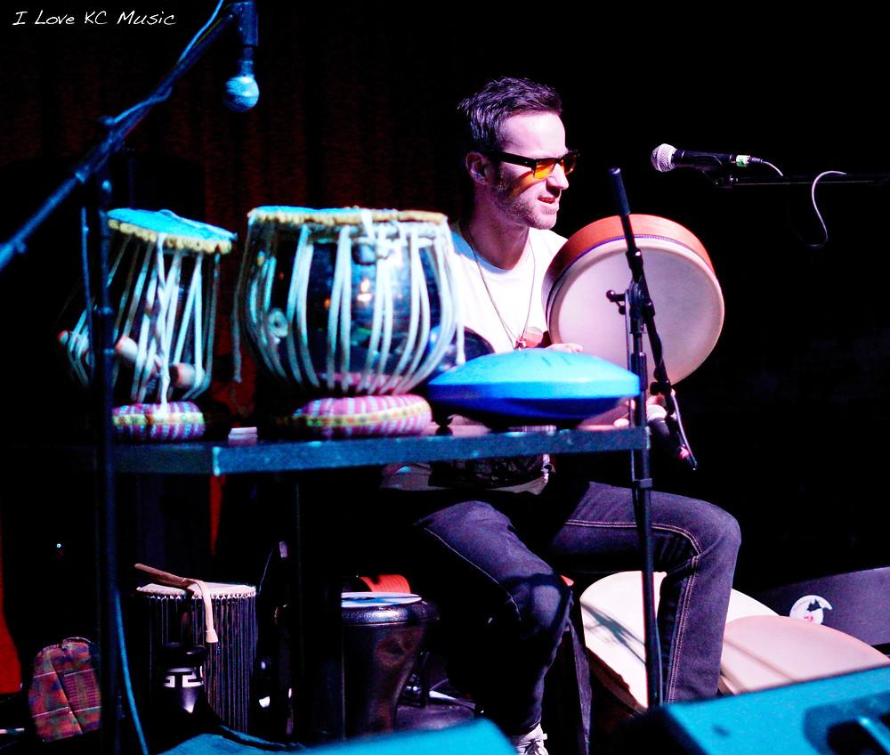Brandon Draper of Drum Safari