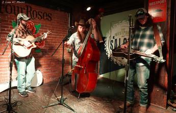 Grassfed Bluegrass Jam