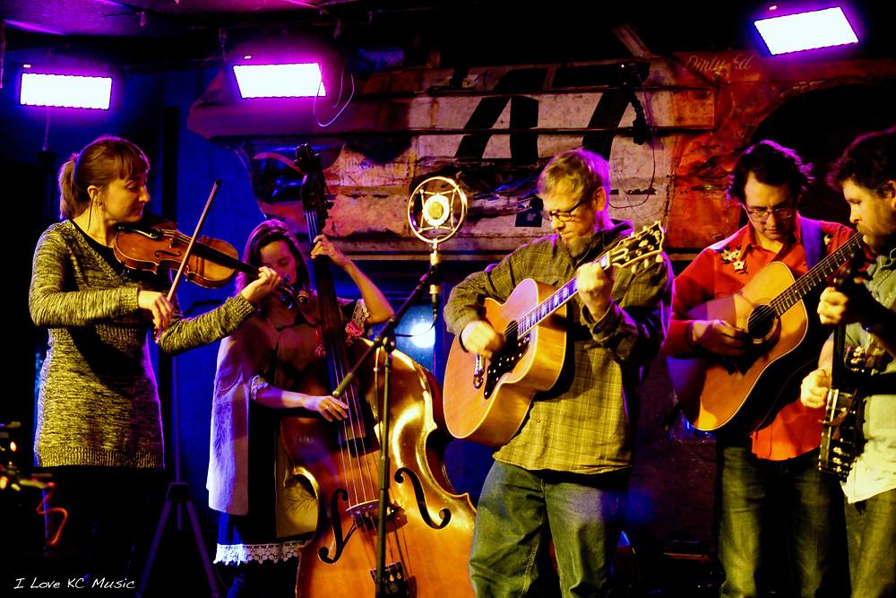 Scott (Center) - Photo by Kimmy DeVries