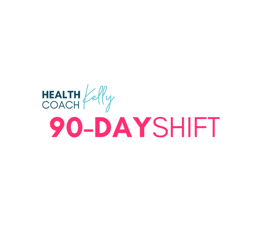 90-Day SHIFT | Private Health Coaching