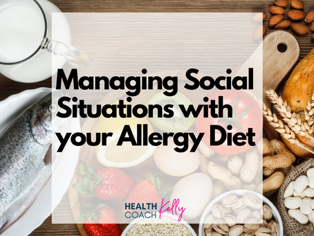 Managing Social Situations With Your Allergy Diet