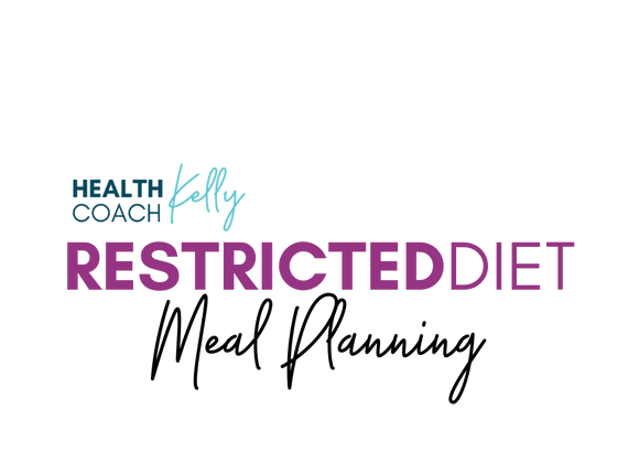 Restricted Diet Meal Plan