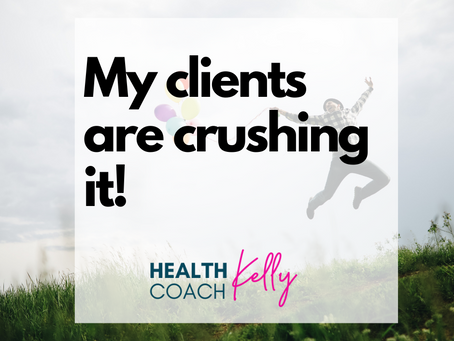 My Clients are crushing it!