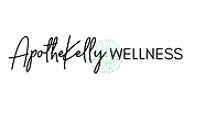 Copy of ApotheKelly Wellness Logo Long.p