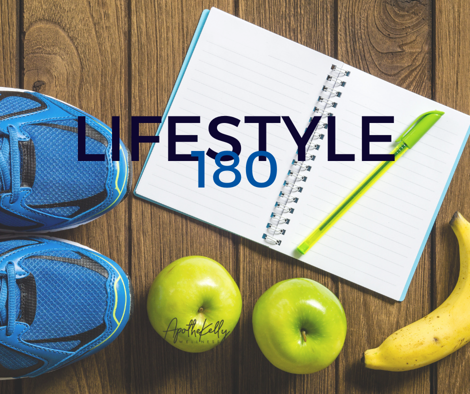 LIFESTYLE 180 | Private Health Coaching