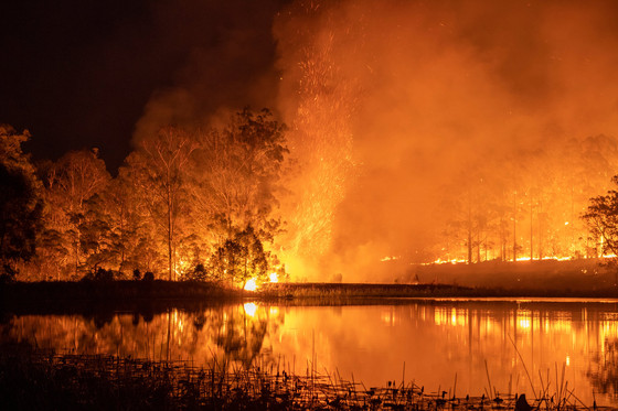The Impact of Bushfire Events on Drinking Water Catchments