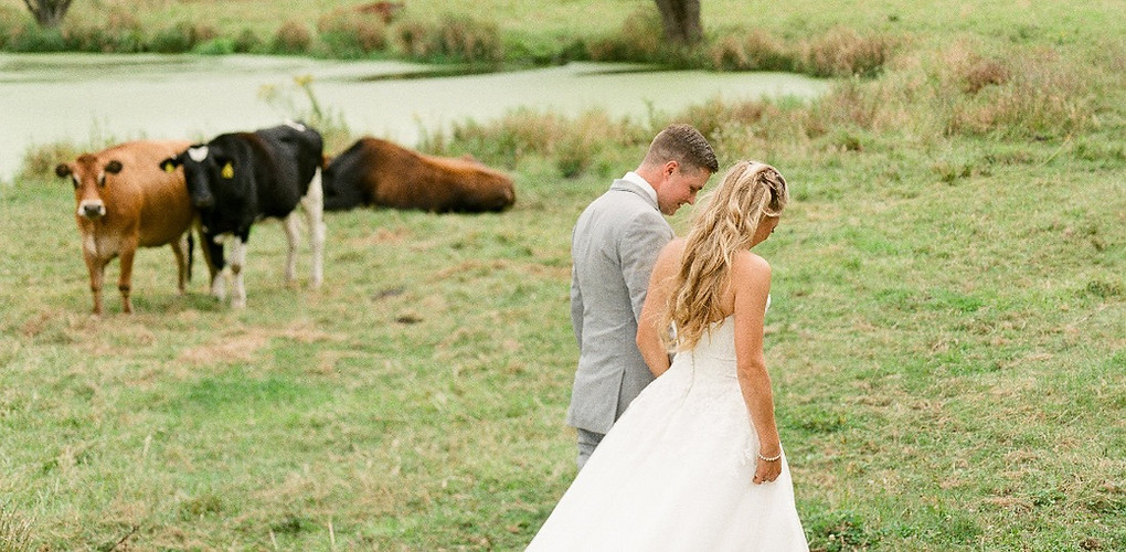 Castle Hill Farm Wedding