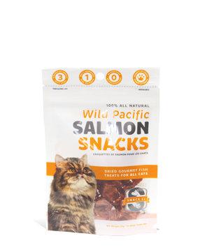 Snack21 Salmon Snacks 25g (.88oz)