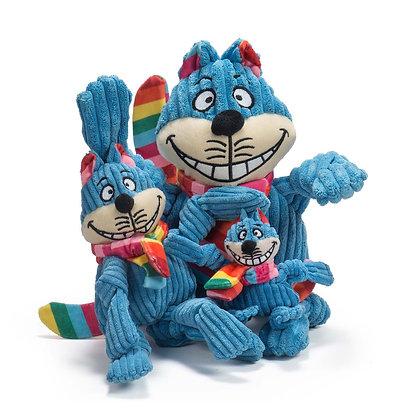HuggleHounds Knottie Rainbow Cheshire Cat