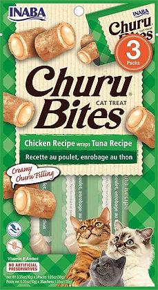 Inaba Churu Bites Chicken & Tuna for Cats