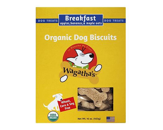 Wagatha's Breakfast Biscuits 16oz