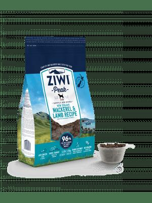 Ziwi Peak Mackerel & Lamb Recipe for Dogs