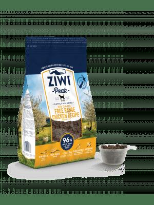 Ziwi Peak Chiken Recipe for Dogs