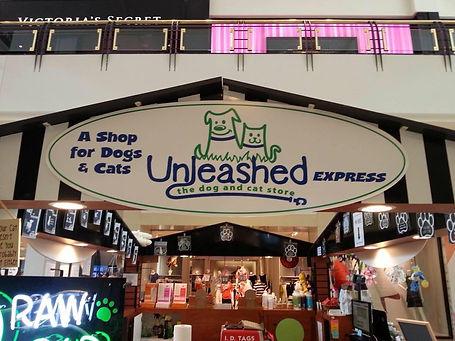 Unleashed Crabtree Kiosk