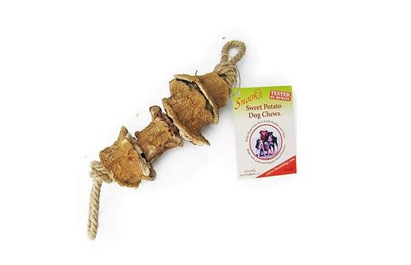 Snook's Sweet Potato Rope Chew