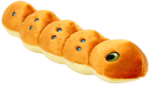Fluff & Tuff Spicy Caterpillar