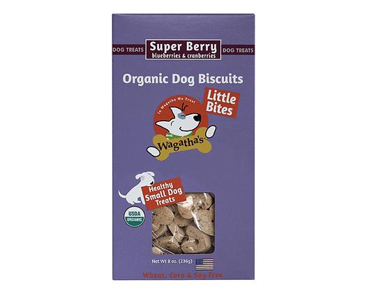 Wagatha's Little Bites Super Berry 8oz
