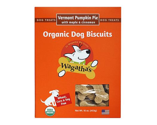 Wagatha's Vermont Pumpkin Pie Biscuits 16oz