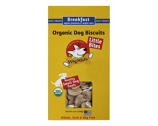 Wagatha's Little Bites Breakfast Biscuits 8oz
