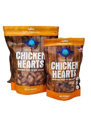 Shepherd Boy Farms Freeze Dried Chicken Hearts