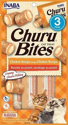 Inaba Churu Bites Chicken for Cats