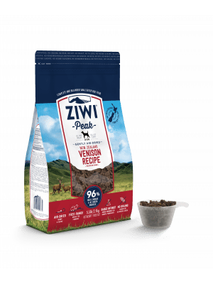 Ziwi Peak Venison Recipe for Dogs