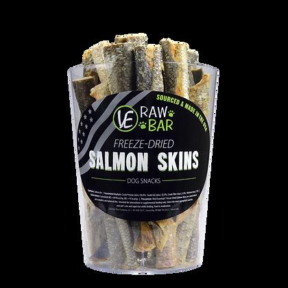 Vital Essentials Freeze Dried Salmon Skin
